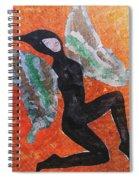 Wings 4  Spiral Notebook