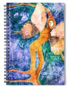 Wings 8 Spiral Notebook