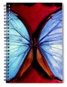 Wings Of Nature Spiral Notebook
