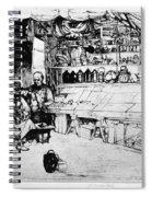 Winkler Ginger Shop, 1922 Spiral Notebook