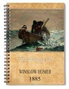 Winslow Homer 2 Spiral Notebook