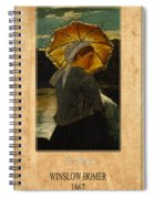 Winslow Homer 6 Spiral Notebook