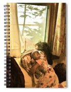 Winter 2013 Spiral Notebook
