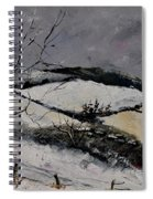Winter 4531 Spiral Notebook
