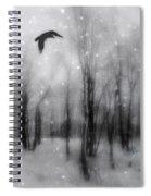 Winter Bliss Spiral Notebook