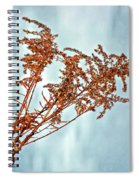 Winter Bouquet Spiral Notebook
