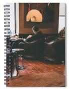 Winter Drink Spiral Notebook