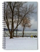 Winter Has Arrived Spiral Notebook