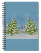 Winter Is Fun Spiral Notebook
