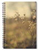Winter Leftover Spiral Notebook