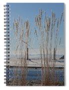 Winter Parade Spiral Notebook