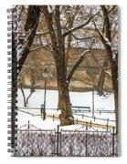 Winter Park Spiral Notebook