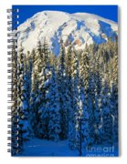 Winter Peak Spiral Notebook