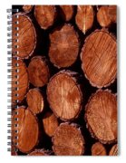 Winter Ready Spiral Notebook