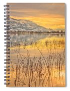 Winter Solstice 5 Spiral Notebook