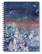 Winter Solstice  Spiral Notebook