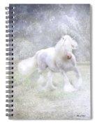 Winter Spirit Spiral Notebook