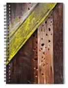 Winter Storage Spiral Notebook