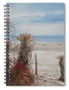 Winter Watchers Spiral Notebook