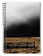 Winter Winds Se Spiral Notebook