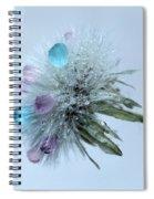 Winter Wish Spiral Notebook