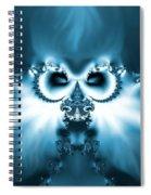 Winter Wizardry Spiral Notebook