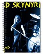Winterland 4-27-75 Spiral Notebook
