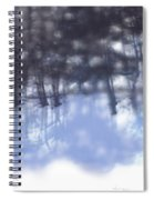 Winters' Shadow Spiral Notebook