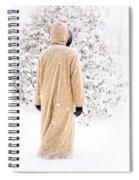Winter's Tale II Spiral Notebook