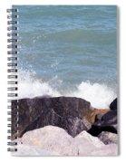 Winthrop Splash Spiral Notebook