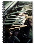 Wired For Sound Spiral Notebook
