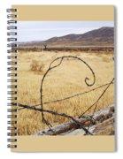 Wired Western Spiral Notebook