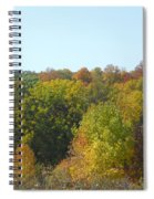 Wisconsin Colors Spiral Notebook
