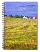 Wisconsin Dawn Spiral Notebook