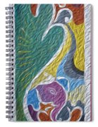 Wisdom And Peace I Spiral Notebook