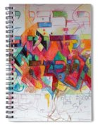Wisdom To The Wise Spiral Notebook