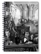 Wise Guys Spiral Notebook