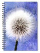 Wish A Little Wish Spiral Notebook