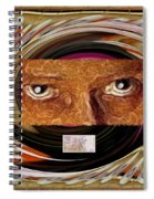 Wish List Pop Art Spiral Notebook