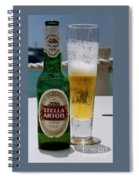 Cheers From Stella Spiral Notebook