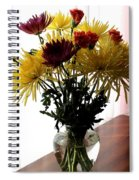 Wishing For Spring Spiral Notebook