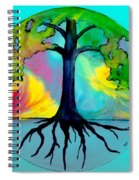 Wishing Tree Spiral Notebook