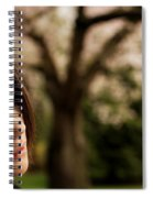 Wistfully Dreaming Of You Spiral Notebook