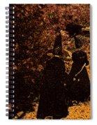 Witch Walk 2 Spiral Notebook