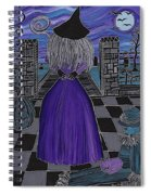 Witch World Spiral Notebook
