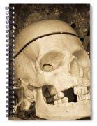 Witches Bookshelf Spiral Notebook