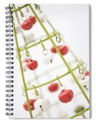 With Bells On Spiral Notebook