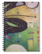 With Child Spiral Notebook
