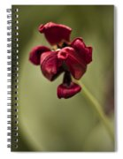 Withered Tulip Spiral Notebook