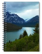 Within The Wind Spiral Notebook